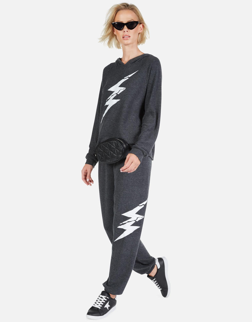 Tanzy Cracked Lightning Bolt