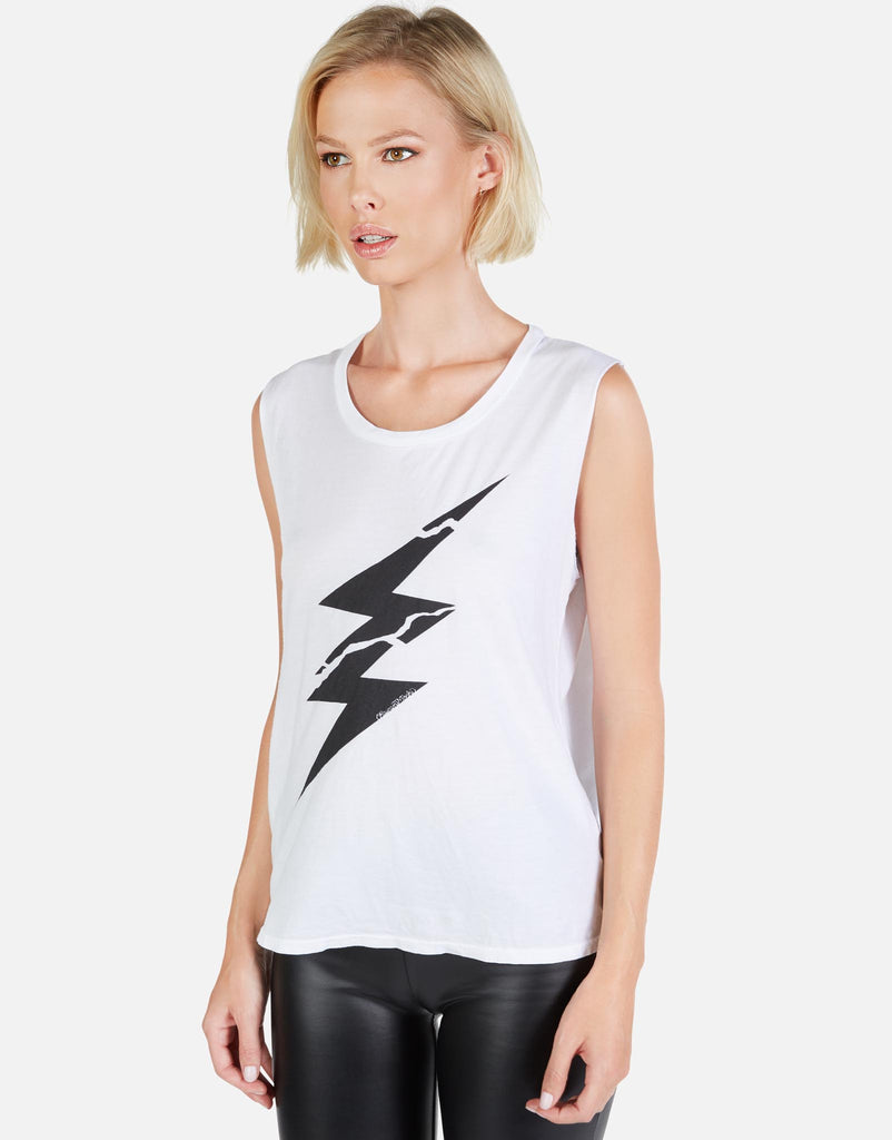 Kel Cracked Lightning Bolt