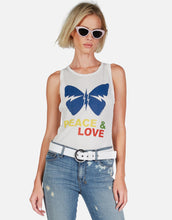 Peyton Peace & Love Butterfly