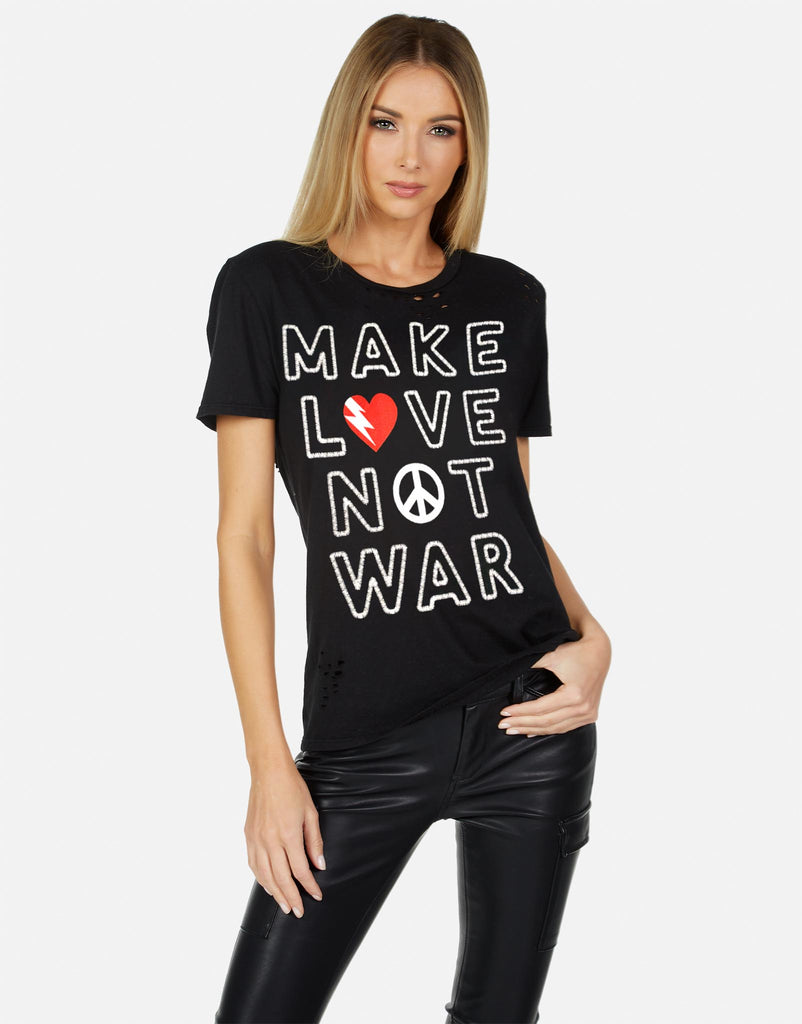 Wolf X Make Love Not War