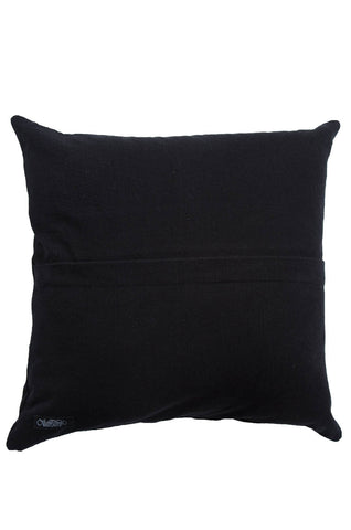 Lauren Moshi Women's Zody I'm A Mess Canvas Pillow - Black