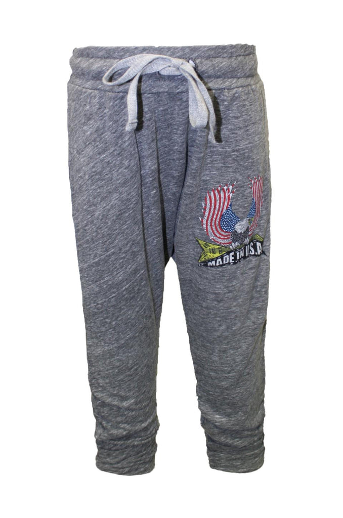 Ducky Color USA Leg Drop Crotch Pant