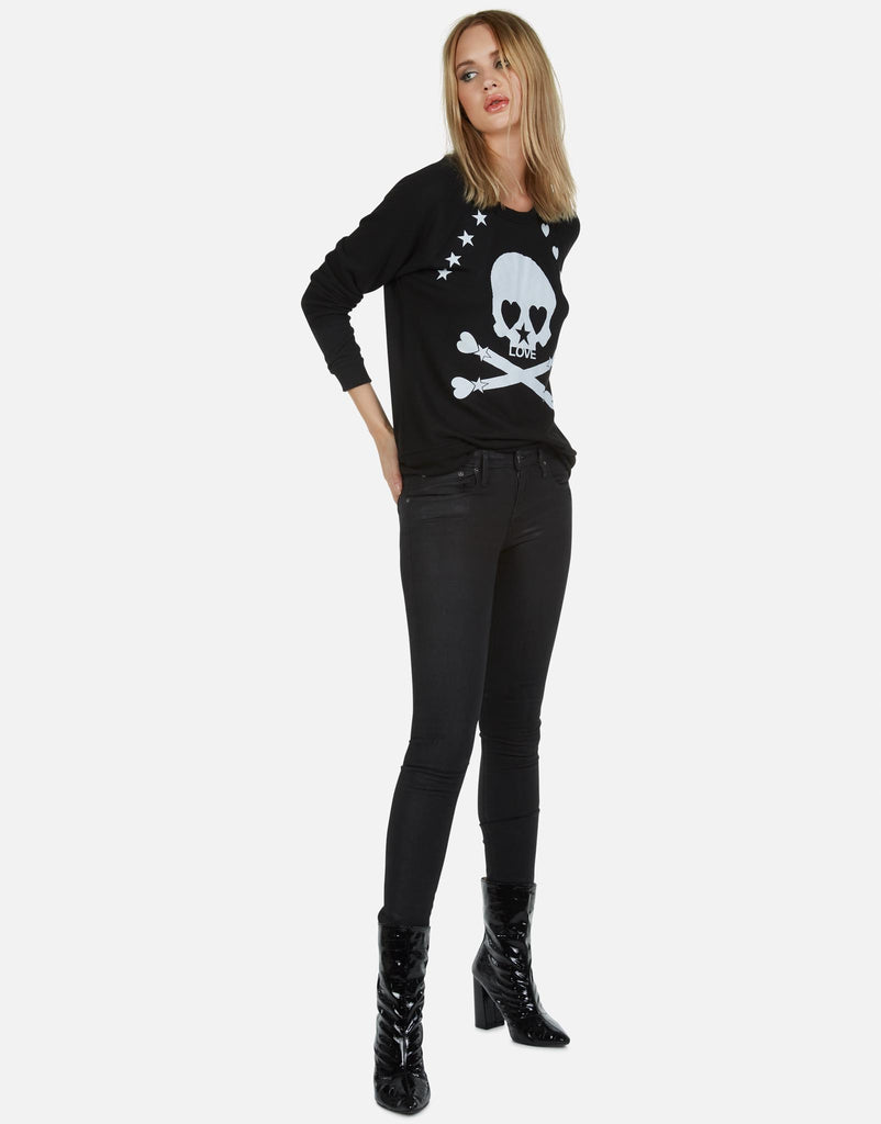 Everly Love Skull