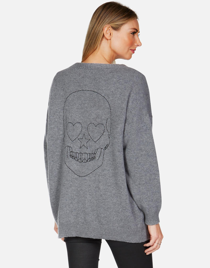 Matilda Peace Love Skull