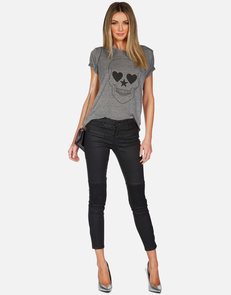 Capri Peace Love Skull