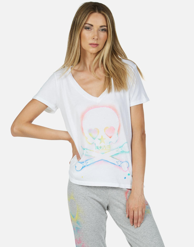 Cruz Spray Love Skull