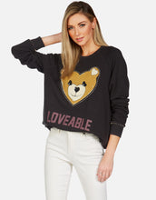 Jocelyn Loveable Heart Teddy
