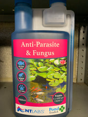 Pond - Anti-Parasite & Fungus