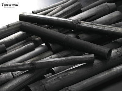 Why is bamboo charcoal preferred?