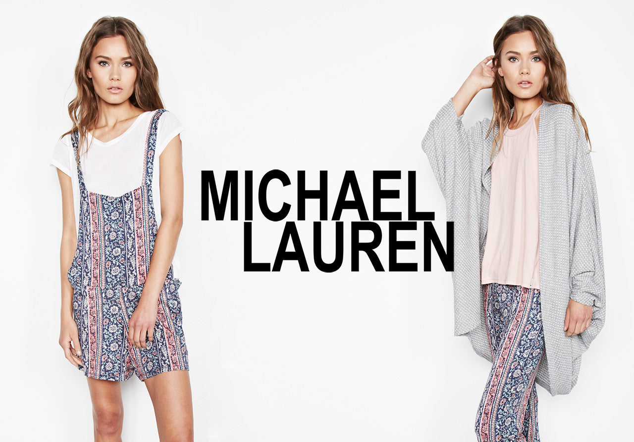 Boho South Collection 6.30.16 Michael Lauren Clothing