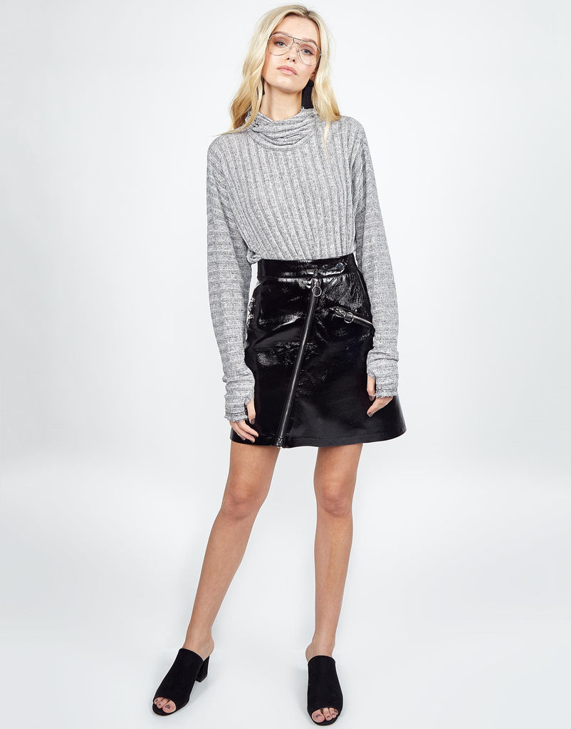 Pan Turtleneck Sweater
