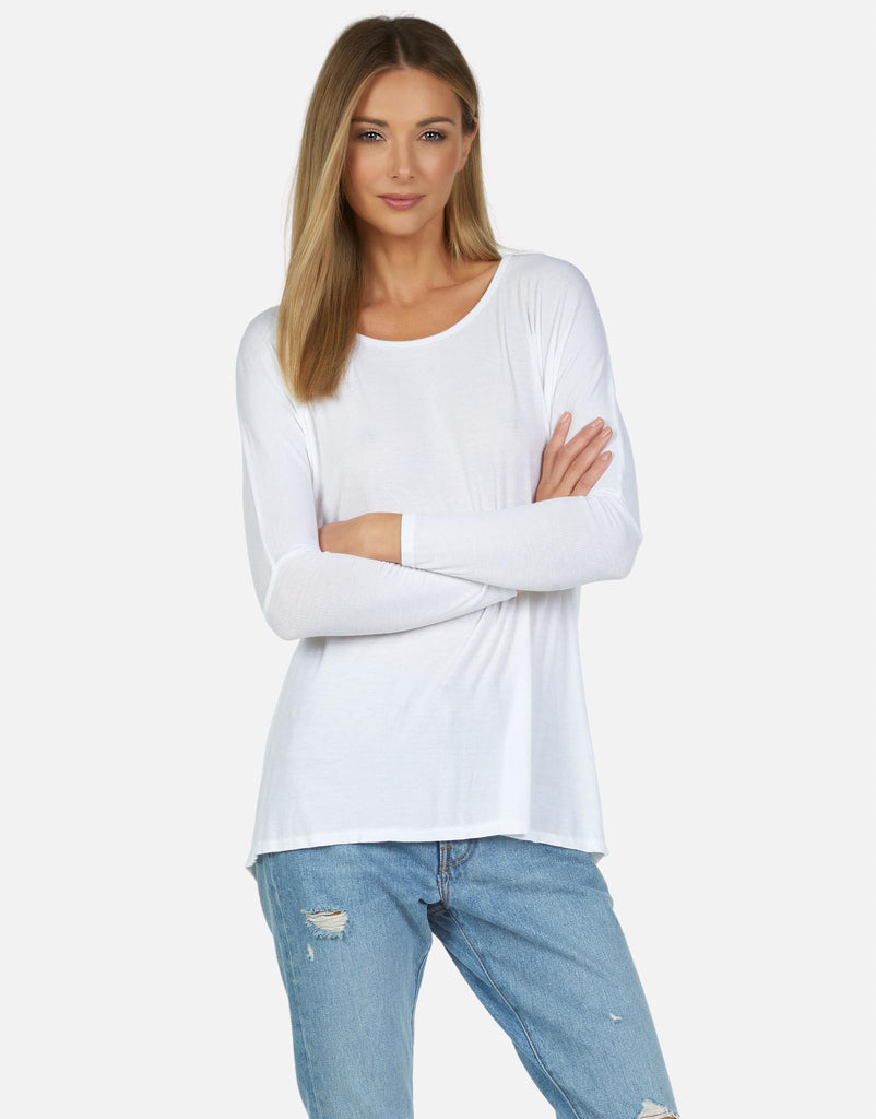 Hunter Core Draped Tee