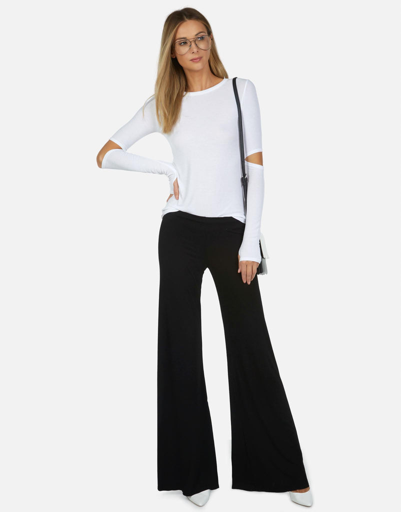 Derby Core Wide Leg Pant