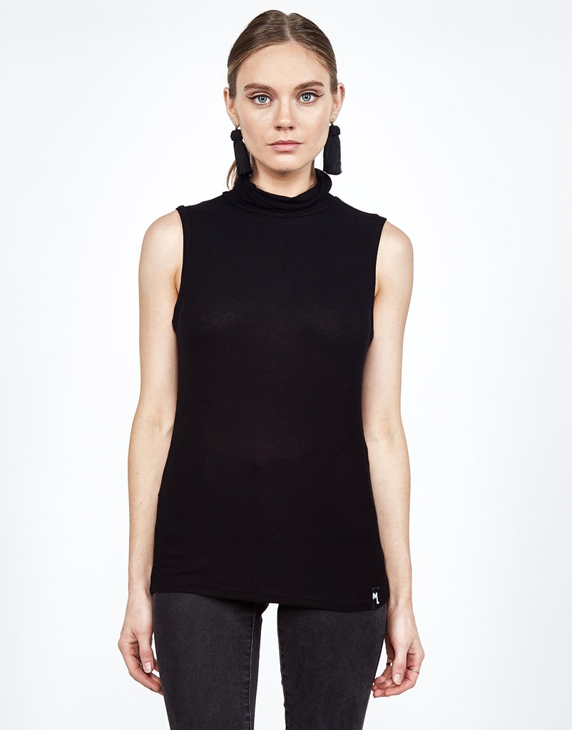 Mander Turtleneck Tank