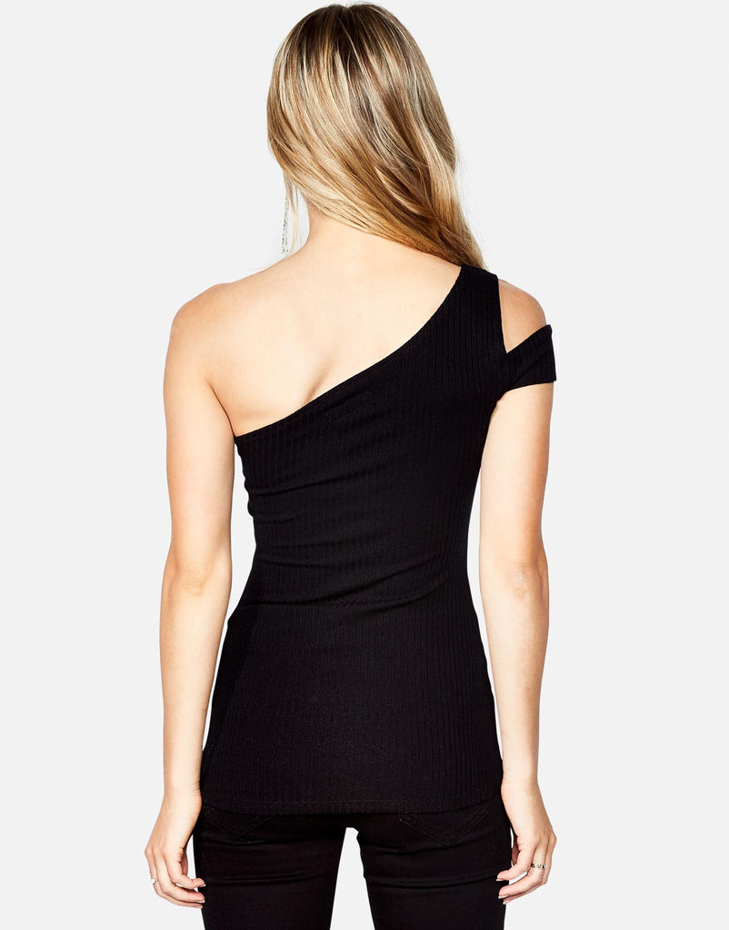 Wren One Shoulder Tank