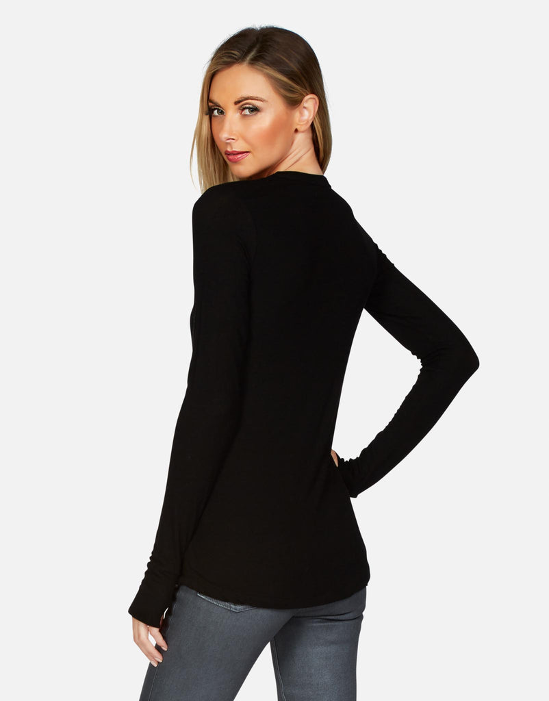 Mitchell Core Cutout Top
