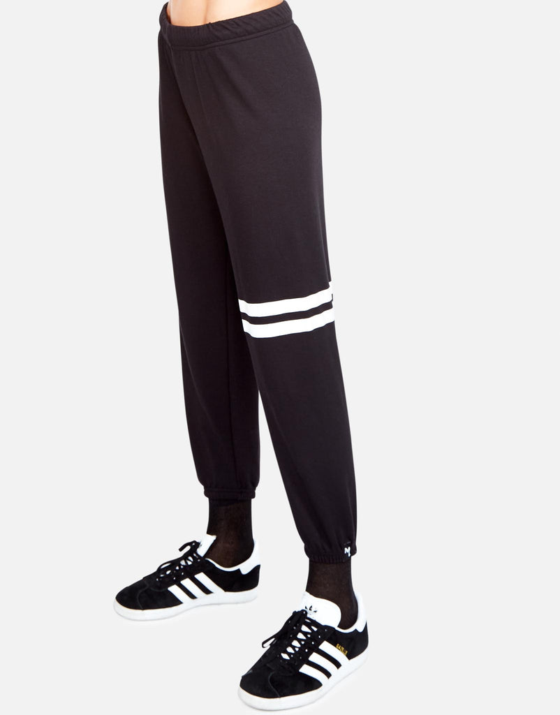 Nate Crop Sweatpant