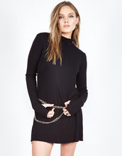 Muse Turtleneck Dress