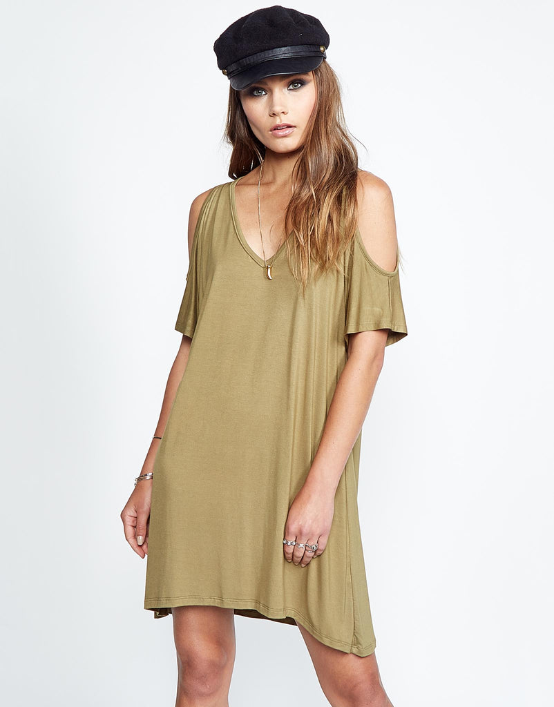 Stable Mini Dress