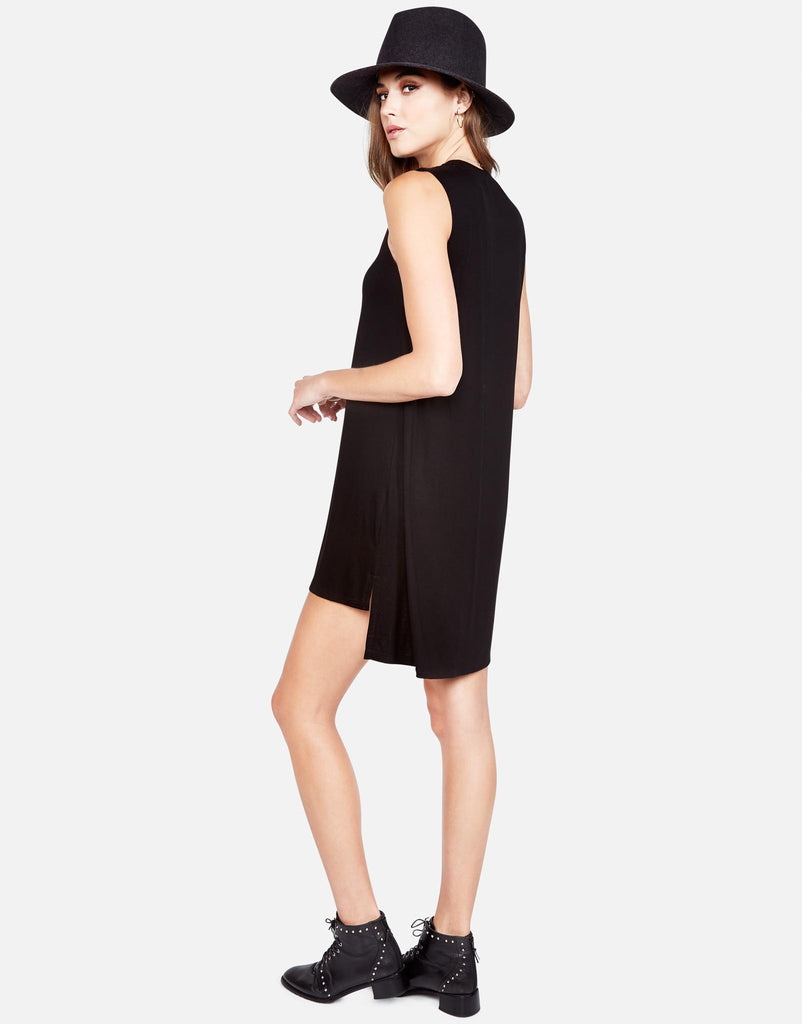 Malone Dress w/ Side Slit