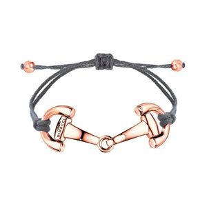 PONY Dimacci gray rose gold plated