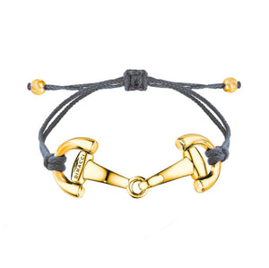 PONY Dimacci gray gold plated