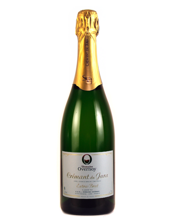 Cremant Extra Brut 2016 Overnoy