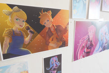 Load image into Gallery viewer, Rockin Len/Rin Print