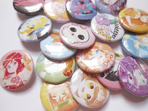 "1"" Button Bundle"