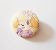"Load image into Gallery viewer, Idol Isabelle 1.5"" Button"
