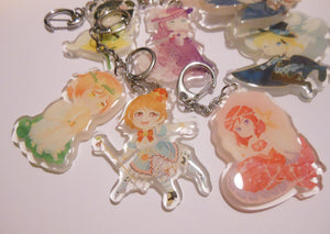 Love Live! μ's Charms