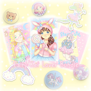 Fairy Kei Lover Bundle
