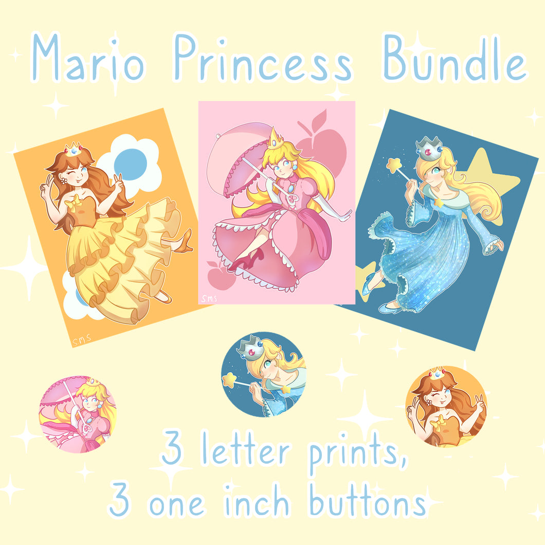 Mario Girls Bundle