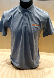 Crew Men's Polo - Grey