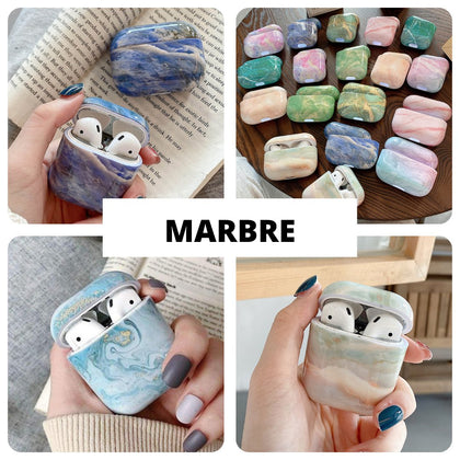 coque-airpods-marbre