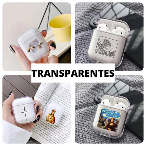 coque-airpod-transparente