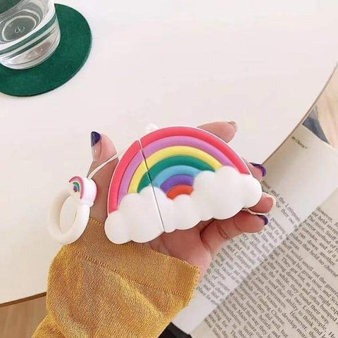 Coque AirPods Arc-en-Ciel - Airpods 1 & 2