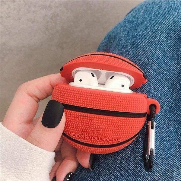 Coque AirPods Ballon De Basket - Airpods 1 & 2