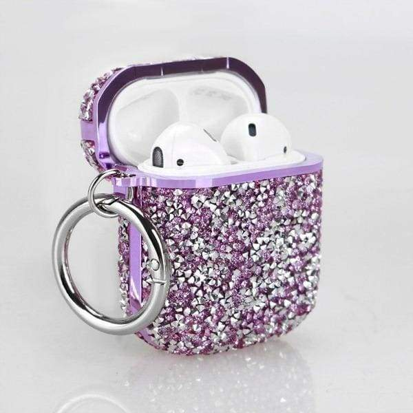 Coque AirPods Bling