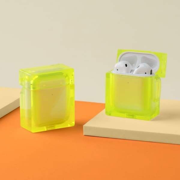 Coque AirPods Carrée - Airpods 1 & 2
