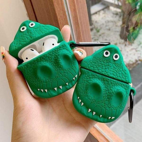 Coque AirPods Dinosaure - Airpods 1 & 2