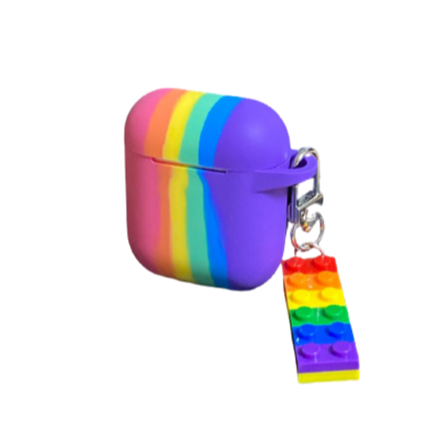 Coque AirPods Gay Pride - Airpods 1 & 2