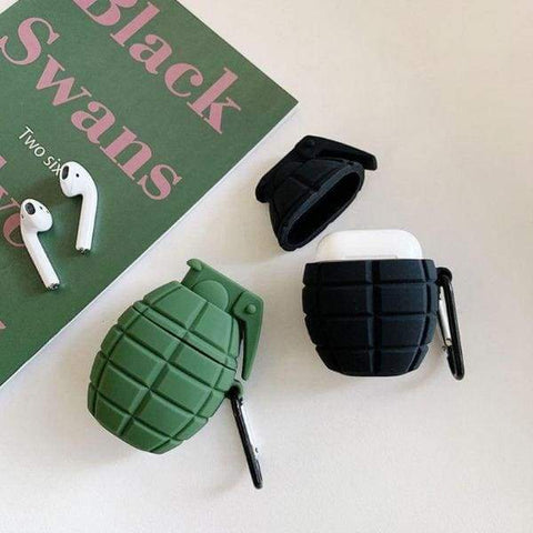 Coque AirPods Grenade - Airpods 1 & 2