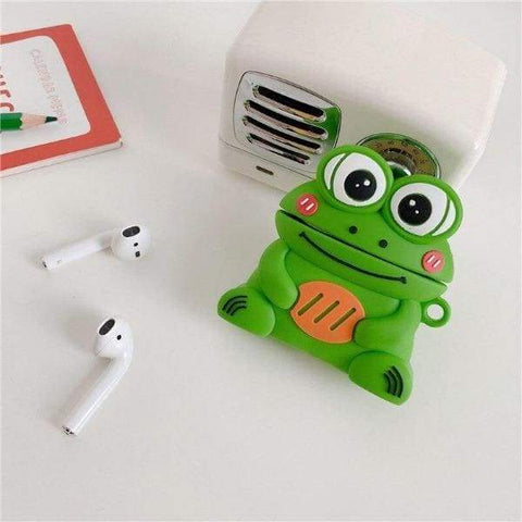 Coque AirPods Grenouille - Airpods 1 & 2
