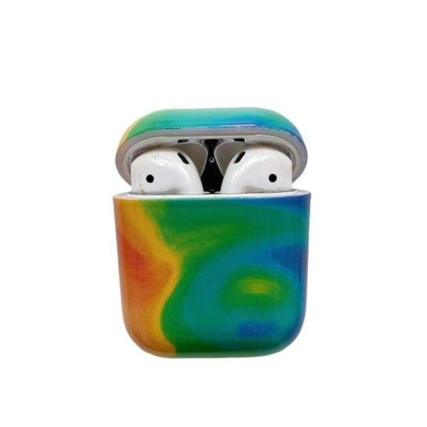 Coque AirPods Hippie - D - Airpods 1 & 2