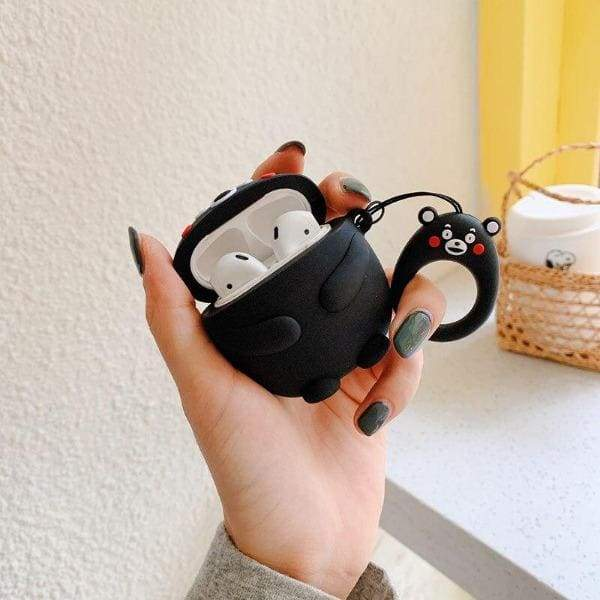 Coque AirPods Ours Mignon - Airpods 1 & 2
