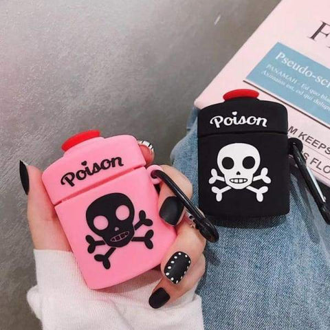 Coque Airpods Poison - 1 & 2