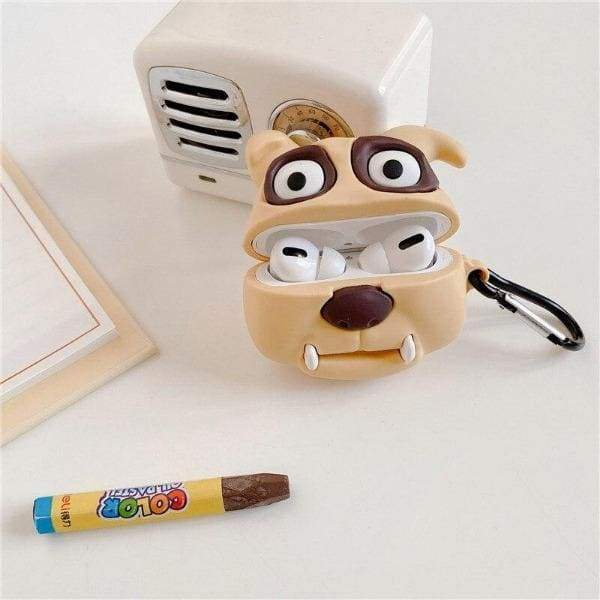 Coque AirPods Pro Bulldog - Airpods