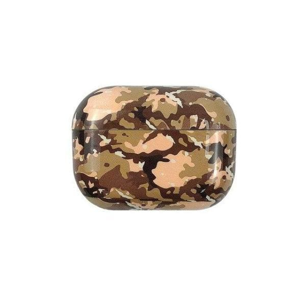Coque AirPods Pro Camouflage - Marron - Airpods