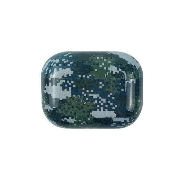 Coque AirPods Pro Camouflage - Vert Foncé - Airpods